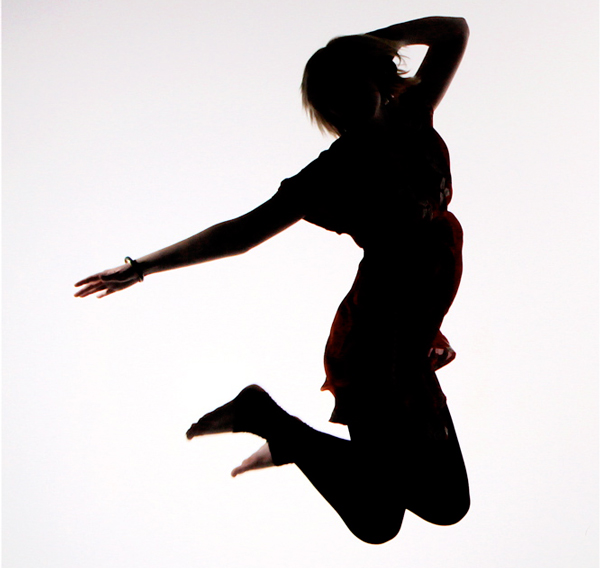 舞蹈云手步骤图片
