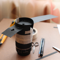 Creating Your Own Custom Bokeh Adapter - Photo Premium