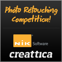 Announcing the Photo Retouching Competition!